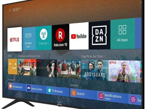 SMART TV Hisense 4K 55″ a soli 349€