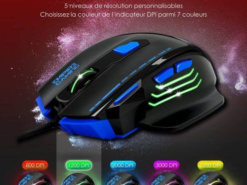 Offerta a tempo! Mouse Gaming Empire a soli 11,99€