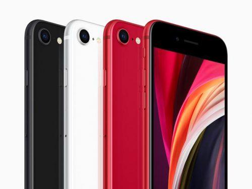 Apple presenta il nuovo#Iphone SE