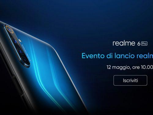 Arriva il fratello maggiore del #Realme6… Il #Realme6Pro